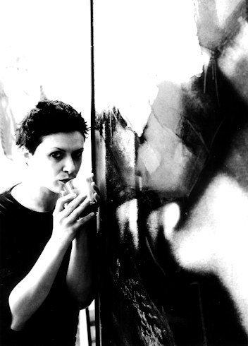 Adele Ceraudo in un ritratto di Gabriele Morrione